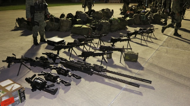 Teknologi Canggih Senjata Antar Negara